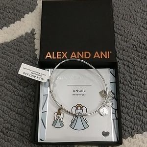 "Alex and Ani ""Angel"" Bracelet 👼"